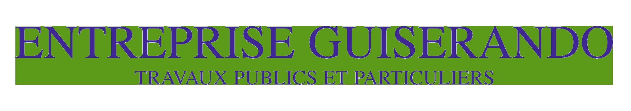 logo entreprise guiserando